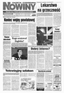 Nowiny : gazeta codzienna. 1999, nr 41-63 (marzec)