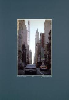 [Barwy Manhattanu nr 8] [Fotografia]