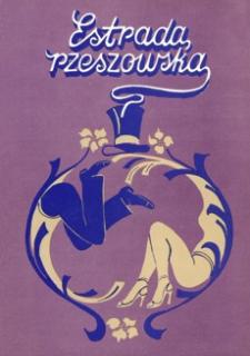 Dwadzieścia pięć lat Estrady Rzeszowskiej : próba opisu ; Co nam zostało z tych lat?