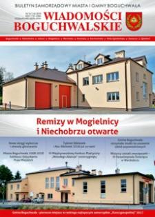 Wiadomości Boguchwalskie : biuletyn samorządowy miasta i gminy Boguchwała : Boguchwała, Kielanówka, Lutoryż [...]. 2018, nr 3