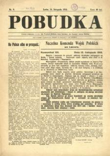 Pobudka. 1918, nr 9 (14 listopada)