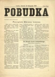 Pobudka. 1938 (22 listopada)