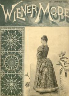 Wiener Mode. 1888, R. 1, nr 2 (styczeń)