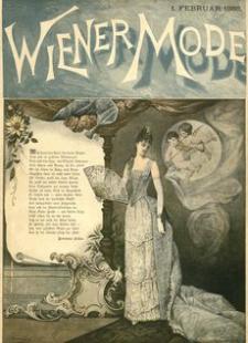 Wiener Mode. 1888, R. 1, nr 3 (luty)