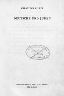Deutsche und Juden
