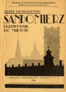 Sandomierz : przewodnik po mieście