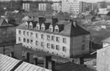 """[Widok na miasto Przeworsk - zdobywcę nagrody """"Mistrza gospodarności"""" za rok 1971] [Fotografia]"""