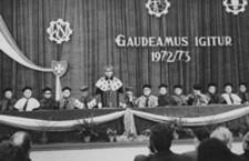 [Inauguracja roku akademickiego w WSI w Rzeszowie] [Fotografia]