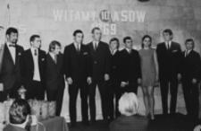 [Dziesięciu najlepszych sportowców okręgu rzeszowskiego w 1969 roku] [Fotografia]