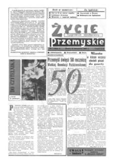 Życie Przemyskie : tygodnik społeczny 1967, R. 1, nr 1 (8 listopada)