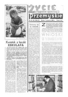 Życie Przemyskie : tygodnik społeczny. 1968, R. 2, nr 32 (40) (7 sierpnia)