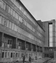 [Budowa Szpitala Powiatowego w Kolbuszowej] [Fotografia]