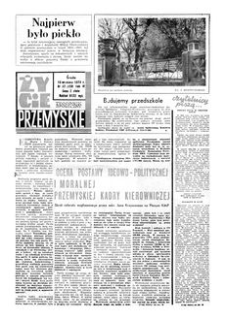 Życie Przemyskie : tygodnik społeczny. 1970, R. 4, nr 37 (150) (16 września)