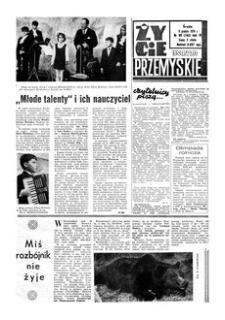 Życie Przemyskie : tygodnik społeczny. 1970, R. 4, nr 49 (162) (9 grudnia)