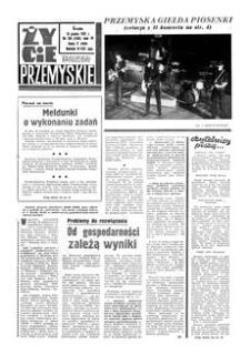 Życie Przemyskie : tygodnik społeczny. 1970, R. 4, nr 50 (163) (16 grudnia)