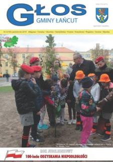 Głos Gminy Łańcut. 2018, nr 4 (październik)