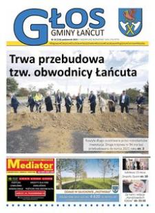 Głos Gminy Łańcut. 2019, nr 10 (październik)