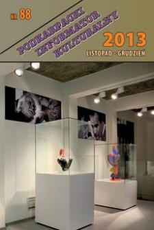 Podkarpacki Informator Kulturalny. 2013, nr 88 (listopad-grudzień)