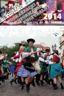 Podkarpacki Informator Kulturalny. 2014, nr 91-92 (maj-sierpień)
