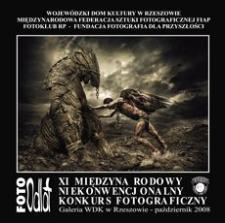 Foto Odlot : XI Międzynarodowy Niekonwencjonalny Konkurs Fotograficzny
