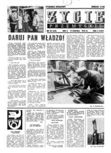 Życie Przemyskie : tygodnik społeczny. 1976, R. 10, nr 32 (458) (11 sierpnia)