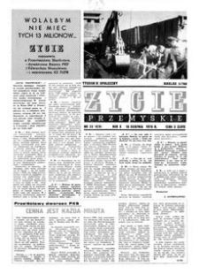 Życie Przemyskie : tygodnik społeczny. 1976, R. 10, nr 33 (459) (18 sierpnia)