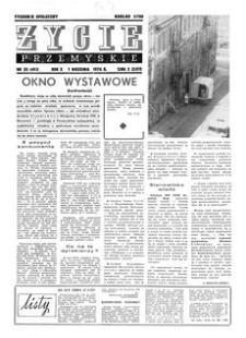 Życie Przemyskie : tygodnik społeczny. 1976, R. 10, nr 35 (461) (1 września)