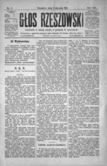 Głos Rzeszowski. 1916, R. 19, nr 2-54