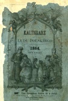 Kalendarz dla Ludu Polskiego na Rok Przestępny 1864, R. 2