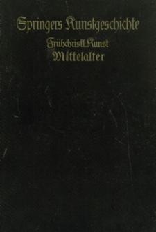 Handbuch der Kunstgeschichte. 2, Frühchristliche Kunst und Mittelalter