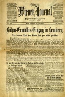 Neues Wiener Journal : unparteiisches Tagblatt. 1915, R. 23, nr 7782 (24 czerwca)
