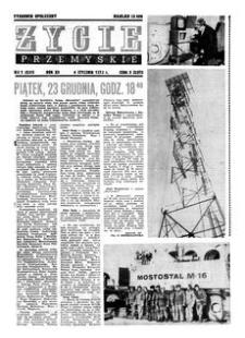 Życie Przemyskie : tygodnik społeczny. 1978, R. 12, nr 1 (531) (4 stycznia)
