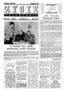 Życie Przemyskie : tygodnik społeczny. 1978, R. 12, nr 2 (532) (11 stycznia)