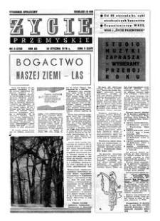 Życie Przemyskie : tygodnik społeczny. 1978, R. 12, nr 3 (533) (18 stycznia)