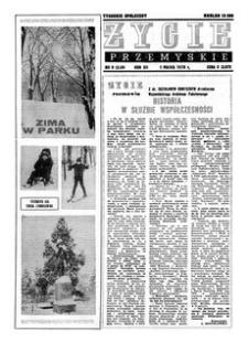 Życie Przemyskie : tygodnik społeczny. 1978, R. 12, nr 9 (539) (1 marca)