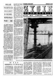 Życie Przemyskie : tygodnik społeczny. 1978, R. 12, nr 11 (541) (15 marca)