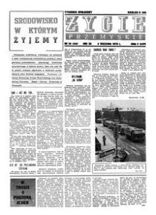 Życie Przemyskie : tygodnik społeczny. 1978, R. 12, nr 36 (566) (6 września)