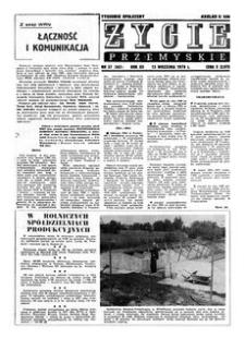 Życie Przemyskie : tygodnik społeczny. 1978, R. 12, nr 37 (567) (13 września)