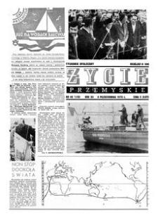 Życie Przemyskie : tygodnik społeczny. 1978, R. 12, nr 40 (570) (4 października)