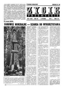 Życie Przemyskie : tygodnik społeczny. 1979, R. 13, nr 1 (583) (3 stycznia)
