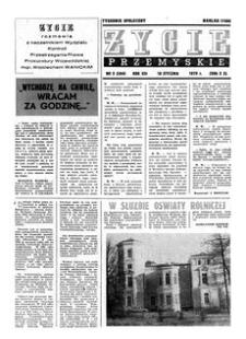 Życie Przemyskie : tygodnik społeczny. 1979, R. 13, nr 2 (584) (10 stycznia)