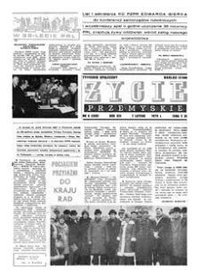 Życie Przemyskie : tygodnik społeczny. 1979, R. 13, nr 6 (588) (7 lutego)