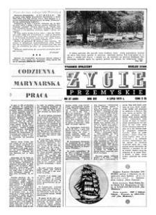 Życie Przemyskie : tygodnik społeczny. 1979, R. 13, nr 27 (609) (4 lipca)