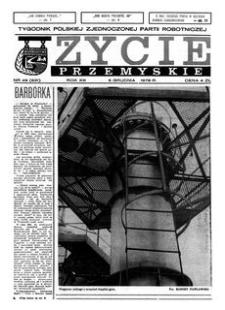 Życie Przemyskie : tygodnik Polskiej Zjednoczonej Partii Robotniczej. 1979, R. 13, nr 49 (631) (5 grudnia)