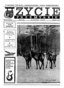 Życie Przemyskie : tygodnik Polskiej Zjednoczonej Partii Robotniczej. 1979, R. 13, nr 52 (634) (26 grudnia)