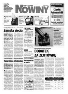 Nowiny : gazeta codzienna. 2000, nr 43 (1 marca)