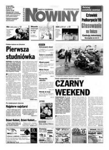 Nowiny : gazeta codzienna. 2000, nr 46 (6 marca)