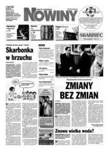 Nowiny : gazeta codzienna. 2000, nr 148 (1 sierpnia)