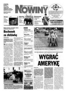 Nowiny : gazeta codzienna. 2000, nr 149 (2 sierpnia)