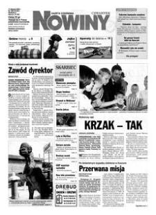 Nowiny : gazeta codzienna. 2000, nr 159 (17 sierpnia)